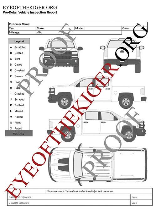 GMC Sierra Crew Cab 5 Feet 8 Inch Box (2016-18)