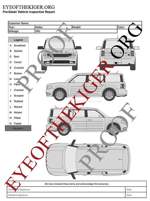 Ford Flex (2013-19)