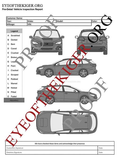 Subaru Levorg (2015-19)