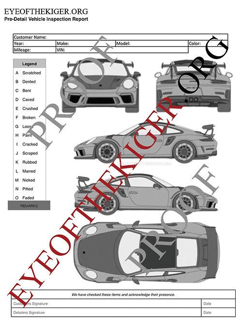 Porsche 911 GT3 RS Wiessach (2018)