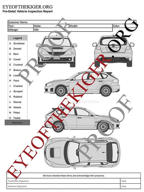 Subaru Impreza WRX STi (2007-11)
