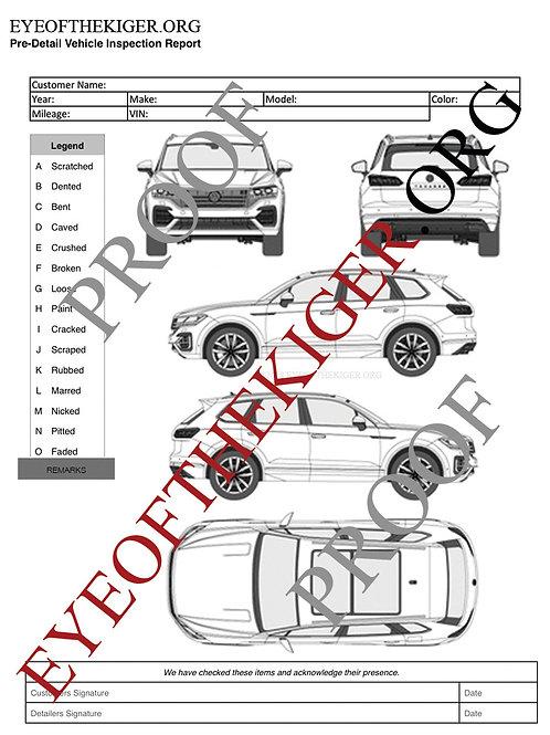 Volkswagen Touareg R-line (2018-20)