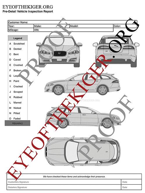 Jaguar XF Sportbrake )2015-19)