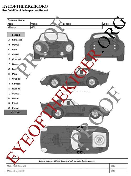Shelby Cobra Coupe Daytona