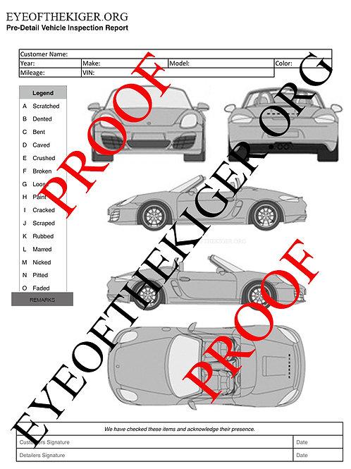 Porsche Boxster 981 (2012-16)