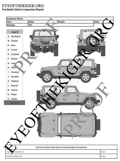 Jeep Wrangler Unlimited 5-Door (2007-18)