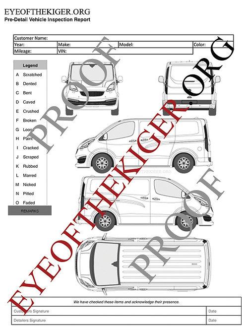 Free Van (Code: Freegeneral)