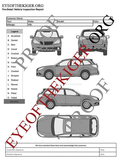 Subaru Outback (2009-17)