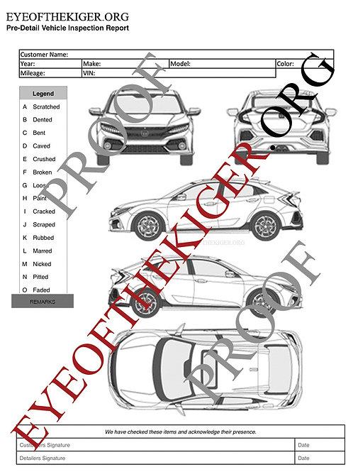 Honda Civic Hatchback (2016-19)