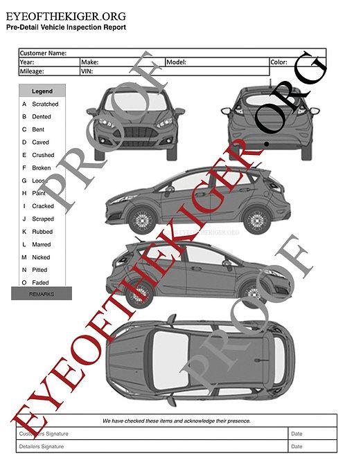 Ford Fiesta 5-Door (2013-17)