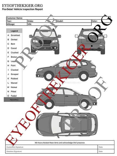 Subaru Tribeca (2007-14)