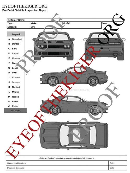 Dodge Challenger SRT Hellcat (2018-20)