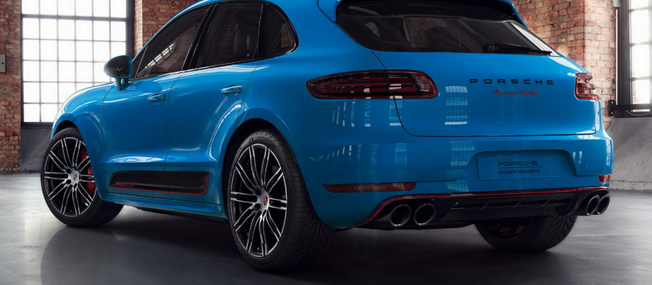 Porsche Macan Rear Bumper and Taillight Removal