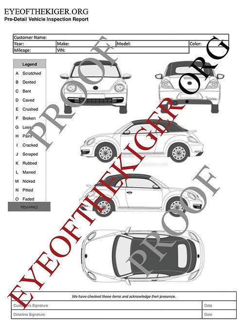 Volkswagen Beetle Cabriolet (2014-19)