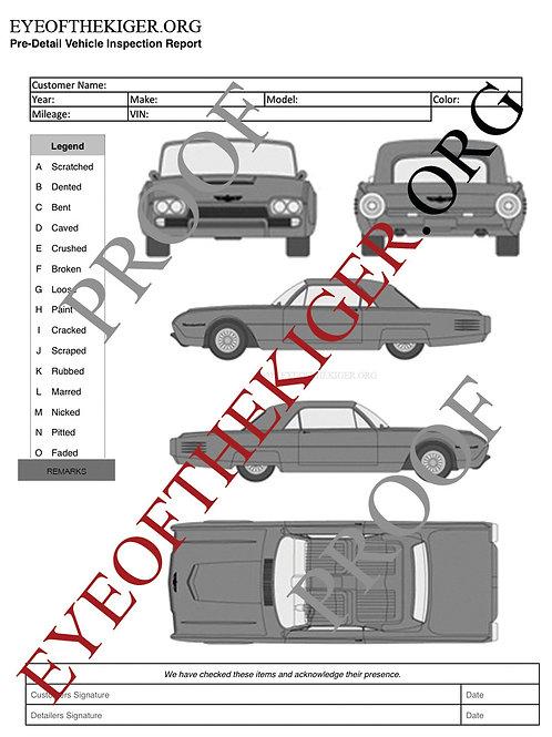 Ford Thunderbird (1961-63)