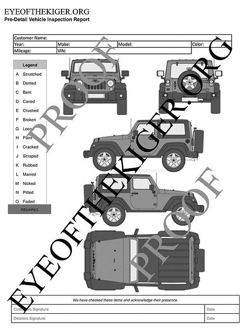 Jeep Wrangler Rubicon Hardtop (2010-19)