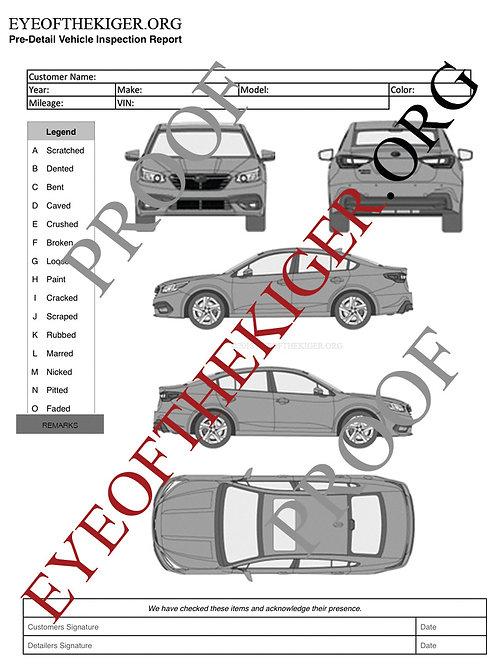 Subaru Legacy (2019-20)