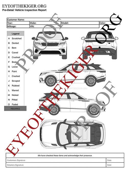 Land Rover Range Rover Velar (2017-20)
