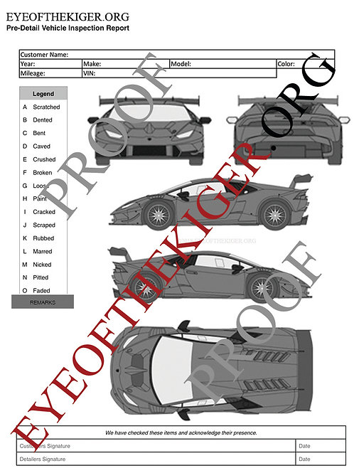 Lamborghini Huracan LP620-2 Super Trofeo (2015-19)