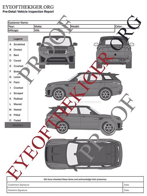 Land Rover Range Rover Sport SVR (2018-20)