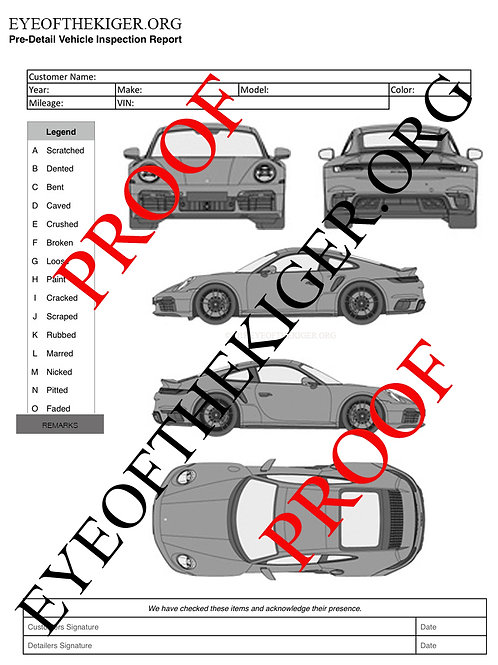 Porsche 911 Turbo S 992 (2020-21)