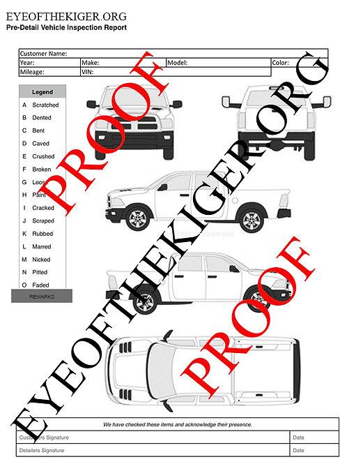Dodge Ram 2500 Crew Cab 4x4 SRW (2010-18)