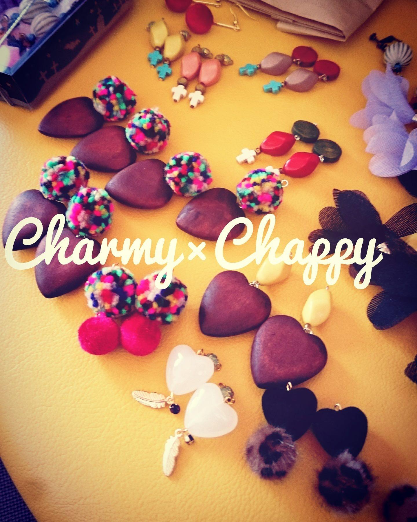 Charmy×Chappy