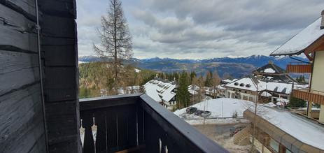 Z balkonu Rogner