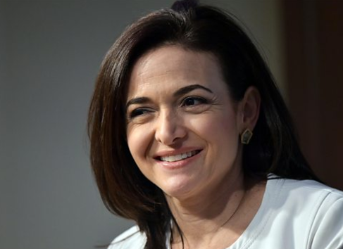 Sheryl Sandberg, loss, and joy