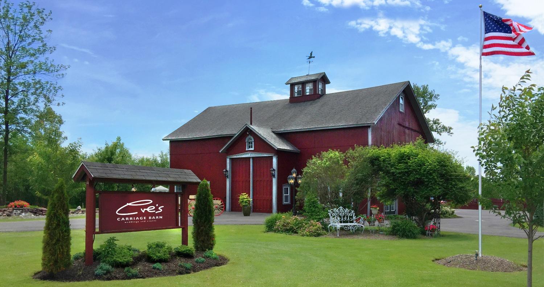 eve\u0027s carriage barn weddings events