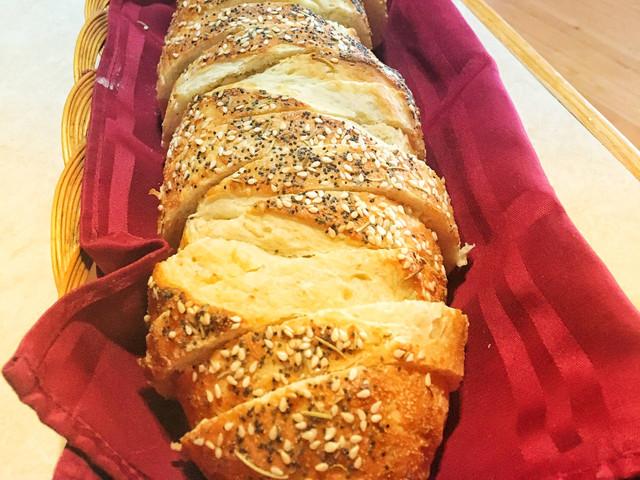 Fresh Baked Dinner Bread