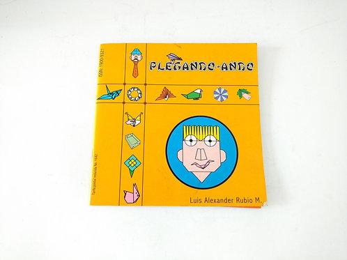 Libro de Origami Plegando ando