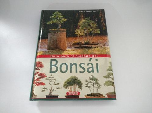 Libro guia para cuidado del Bonsai en español