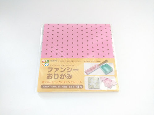 Papel origami Fanshi