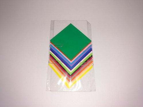Papeles Origami 10cm