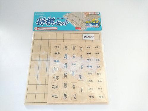 Set de Shogi (Ajedrez japones, set de fichas)