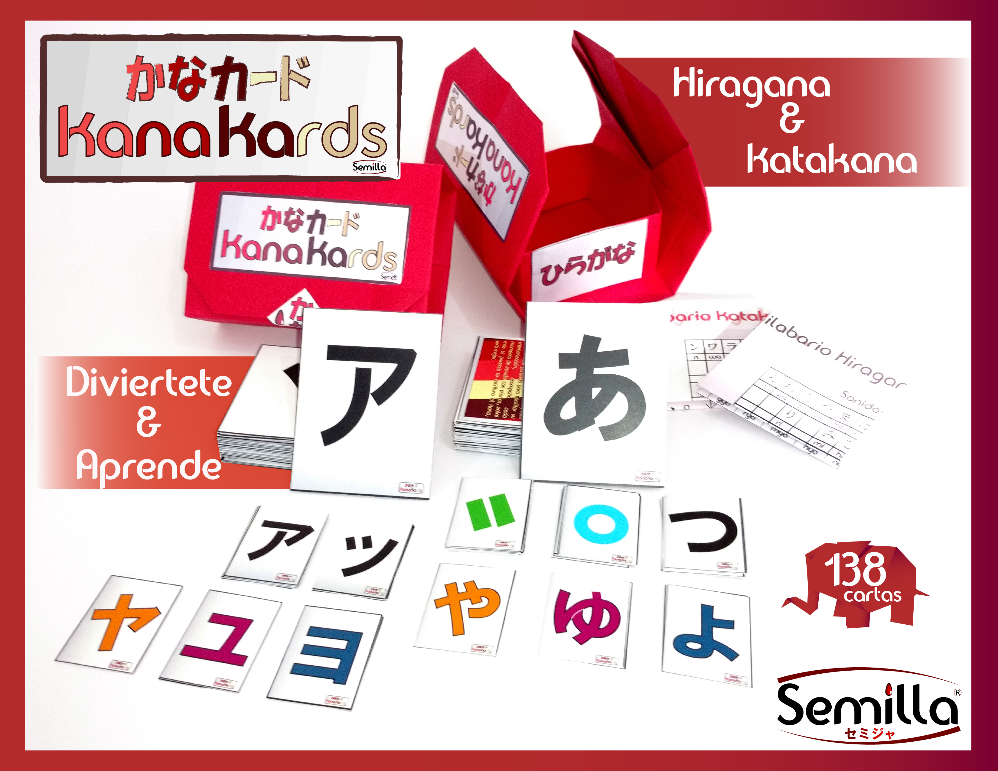 Kana Cards