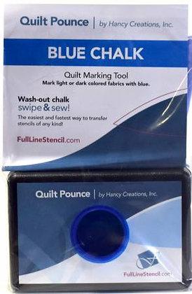 Quilt Pounce - Blue Chalk