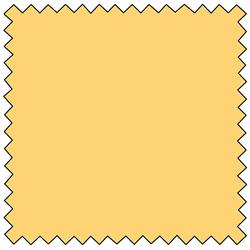 FLANNEL - Creamsicle - 1/2 meter