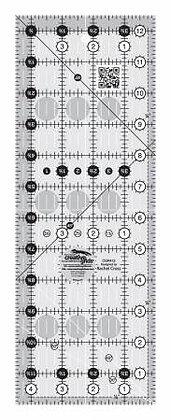 """4-1/2"""" x 12-1/2"""" Ruler - Creative Grids"""