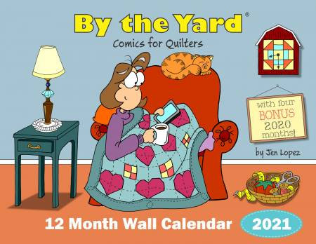 By TheYard Wall Calendar