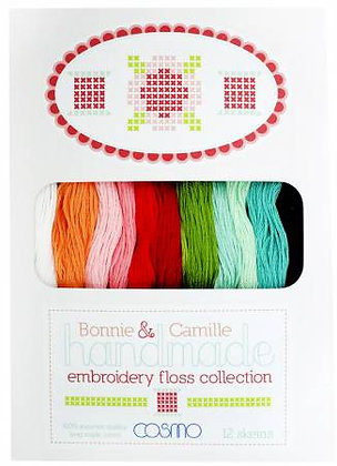 Bonnie & Camille Handmade Embroidery Floss Collection
