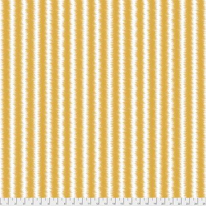 Bohemia Hindi Saffron - 1/2 meter