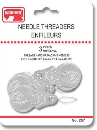 Needle Threaders - 3 pcs.