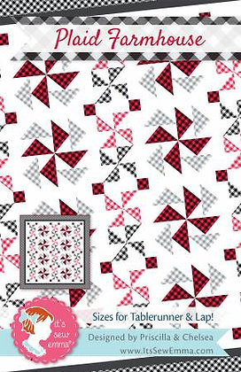 Plaid Farmhouse Pattern
