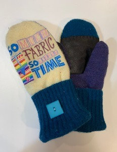 Mittens - So Much Fabric So Little Time