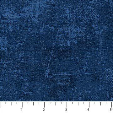 Canvas - Wideback - Blue - 1/2 meter