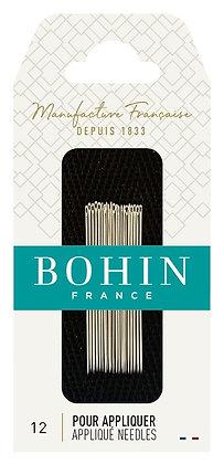 Bohin Applique Needles - 12