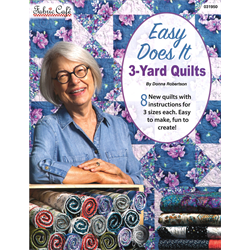 Easy Does It - 3 Yard Quilts