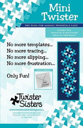 "Mini Twister - 2-1/2"" Strips"